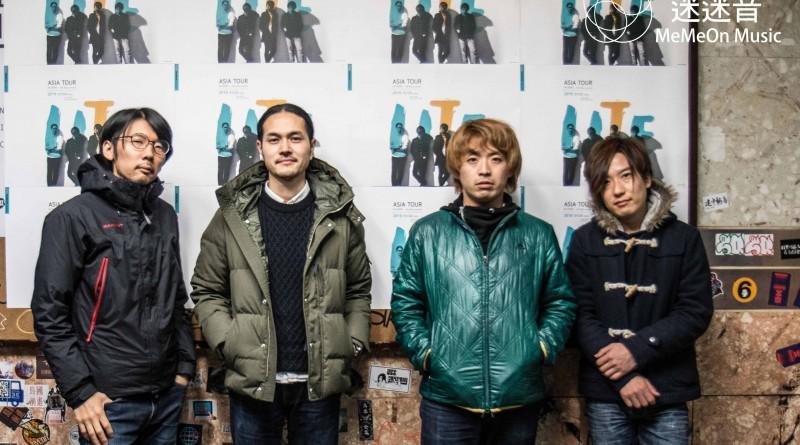 「我們也會再來台灣」ーLITE專訪