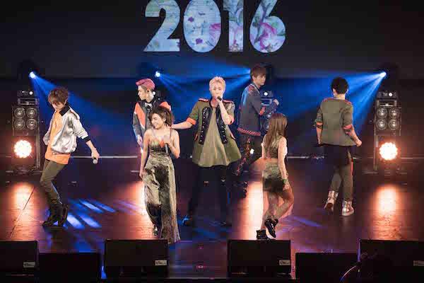 2016-08-13 avex taiwan JPOP - AAA 亞洲巡迴演唱會台灣公演照片5