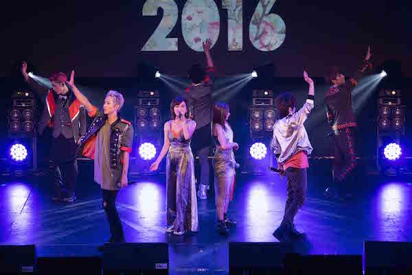 2016-08-13 avex taiwan JPOP - AAA 亞洲巡迴演唱會台灣公演照片6
