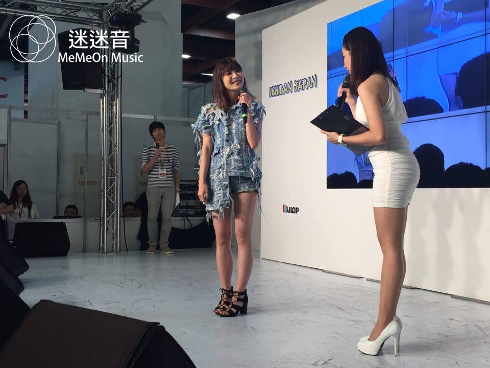 【迷迷現場】實力派歌姬May'n現身漫博 撼動人心新曲<belief></noscript>送台灣
